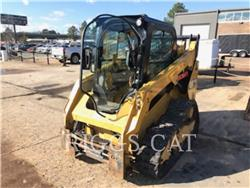 Caterpillar 259D A, Skid Steer Loaders, Construction
