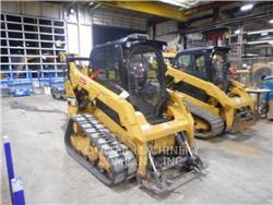 Caterpillar 259D ACW, Skid Steer Loaders, Construction