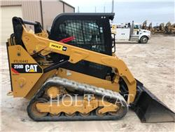 Caterpillar 259D CAB, Skid Steer Loaders, Construction