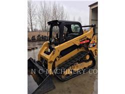 Caterpillar 259D H2CN, Skid Steer Loaders, Construction