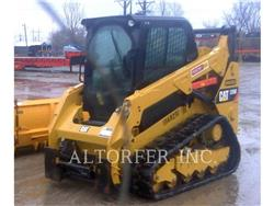 Caterpillar 259D W, Skid Steer Loaders, Construction