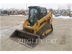 Caterpillar 259DS, Skid Steer Loaders, Construction