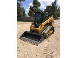 Caterpillar 259DSTD2CA, Carregadoras de direcção deslizante, Equipamentos Construção