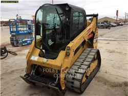 Caterpillar 259DSTD2CA, Skid Steer Loaders, Construction