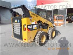 Caterpillar 262D, Mini ładowarki, Sprzęt budowlany