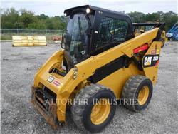 Caterpillar 262D 2AIRH, Skid Steer Loaders, Construction