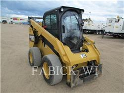 Caterpillar 272 D, Skid Steer Loaders, Construction