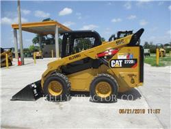 Caterpillar 272D2, Mini incarcator, Constructii