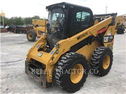 Caterpillar 272D2XHP, Carregadoras de direcção deslizante, Equipamentos Construção