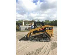 Caterpillar 277D, Skid Steer Loaders, Construction