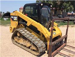 Caterpillar 279D HF, Skid Steer Loaders, Construction