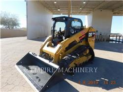 Caterpillar 279D XPS, Skid Steer Loaders, Construction