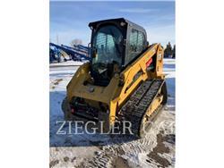 Caterpillar 279D3PLUS, Skid Steer Loaders, Construction