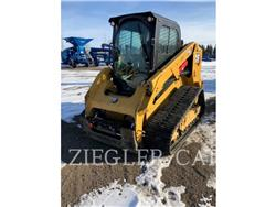 Caterpillar 279D3PLUS, Skid Steer Loaders, Construction