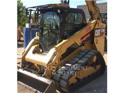 Caterpillar 279DSTD2CA, Carregadoras de direcção deslizante, Equipamentos Construção