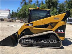 Caterpillar 287B, Kompaktlader, Bau-Und Bergbauausrüstung
