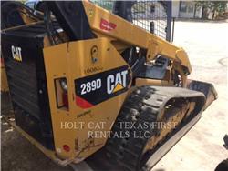 Caterpillar 289 D, Skid Steer Loaders, Construction