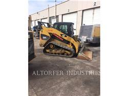 Caterpillar 289C2, Minicargadoras, Construcción