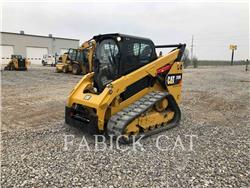Caterpillar 289D C3H3, Skid Steer Loaders, Construction