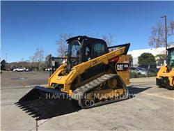 Caterpillar 289D CAB, track loaders, Construction