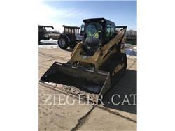 Caterpillar 289DW, Skid Steer Loaders, Construction