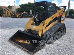 Caterpillar 297D, Kompaktlader, Bau-Und Bergbauausrüstung