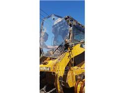 Caterpillar 299C, track loaders, Construction