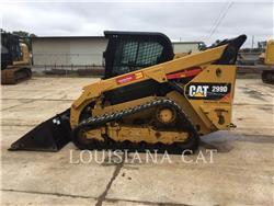 Caterpillar 299D, Schrankladers, Bouw