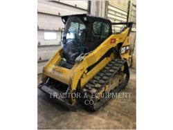 Caterpillar 299D H3CB, Skid Steer Loaders, Construction