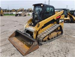Caterpillar 299D1 AIHX, Mini incarcator, Constructii