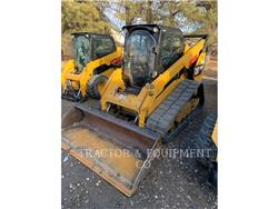 Caterpillar 299D1 H3CB, Skid Steer Loaders, Construction