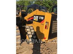Caterpillar 299D2XHP、スキッドステアローダー、建設