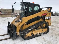 Caterpillar 299D2XHP, Petroleum Engines, Construction