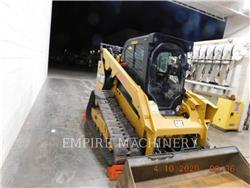 Caterpillar 299D2XHPCA, Skid Steer Loaders, Construction