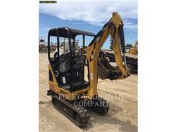 Caterpillar 301.4CSO、履带挖掘机、建筑设备