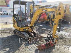 Caterpillar 301.7D, Pelle sur chenilles, Équipement De Construction