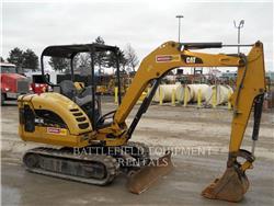 Caterpillar 302.5C, Crawler Excavators, Construction