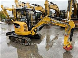 Caterpillar 302.7D, Crawler Excavators, Construction