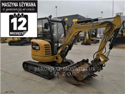 Caterpillar 302.7DCR, Raupenbagger, Bau-Und Bergbauausrüstung