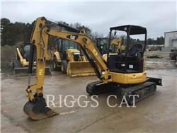 Caterpillar 303.5E, Crawler Excavators, Construction