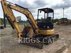 Caterpillar 303.5E, Crawler Excavators, Construction