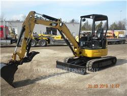 Caterpillar 303.5E CR, Excavatoare pe senile, Constructii