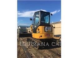 Caterpillar 303.5E2 CR, Crawler Excavators, Construction
