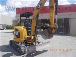 Caterpillar 303.5E2CR, Rupsgraafmachines, Bouw