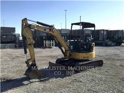 Caterpillar 303.5ECR, Escavadoras de rastos, Equipamentos Construção