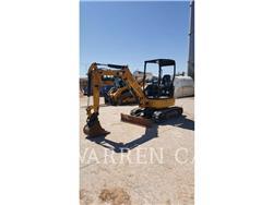 Caterpillar 303E CR, Koparki gąsienicowe, Sprzęt budowlany