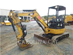 Caterpillar 303ECR TH, Crawler Excavators, Construction