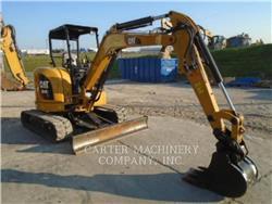 Caterpillar 304E2, Escavadoras de rastos, Equipamentos Construção