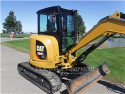 Caterpillar 304E2 CRCB, Excavadoras de cadenas, Construcción