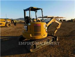 Caterpillar 304E2 OR, Rupsgraafmachines, Bouw